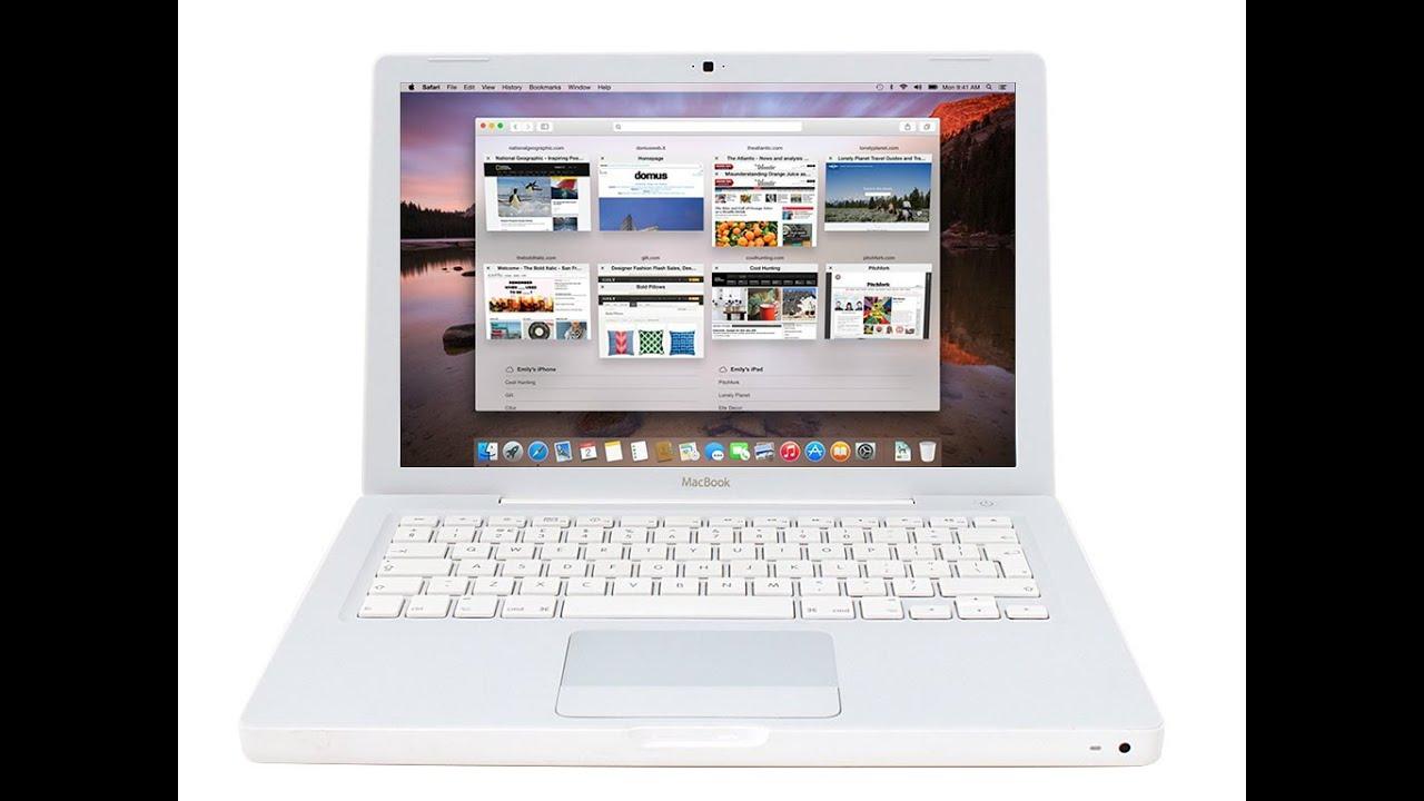 macbook a1181 инструкция