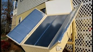 Solar Water Heater - Passive - Build/install Breadbox