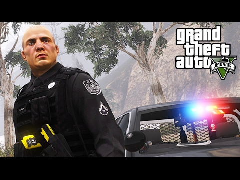GTA 5 Mods - PLAY AS A COP MOD!! GTA 5 Police Bugatti Chiron LSPDFR Mod! (GTA 5 Mods)
