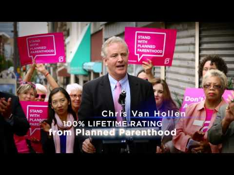 Chris Van Hollen: A Champion for Women and Families