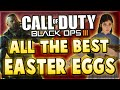 Black Ops 3 Easter Eggs - All The Best Multiplayer Easter Eggs Compilation! (10+ BO3 Hidden Secrets)