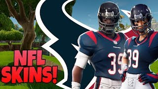NFL Skins Coming Out Tonight! Fortnite Item magasin compte à rebours! Route à 2k Subs!