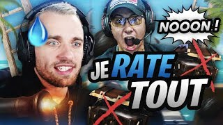JE FAIS TOUT RATER ! 😱 (Sea of Thieves ft. Locklear, Doigby, AlphaCast)