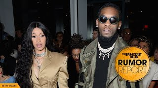6ix9ine's Girlfriend Claims Offset Slid In Her DMs, Cardi B Responds
