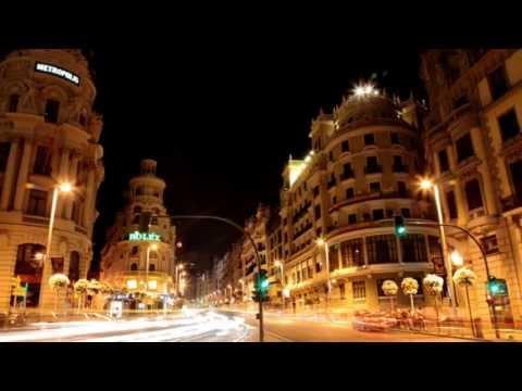 Madrid en technicolor- Flash Strato- Letras- HD