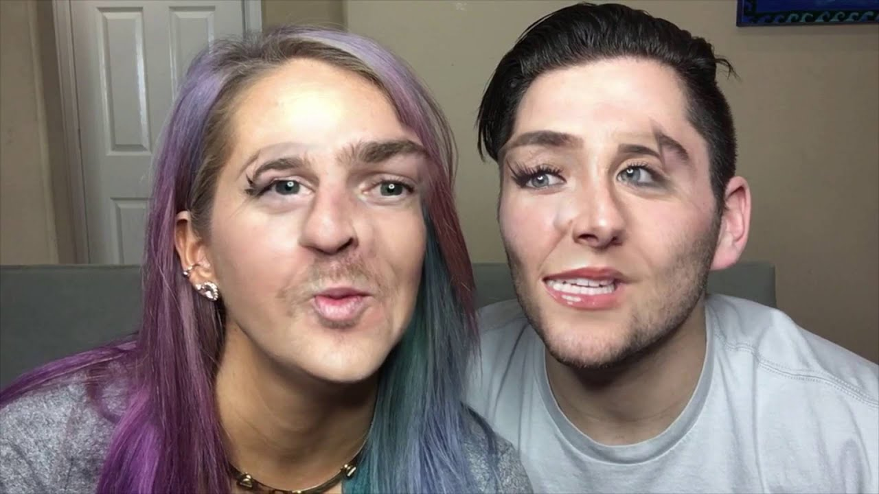 face swap challenge youtube