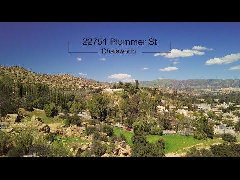 22751 Plummer St Branded
