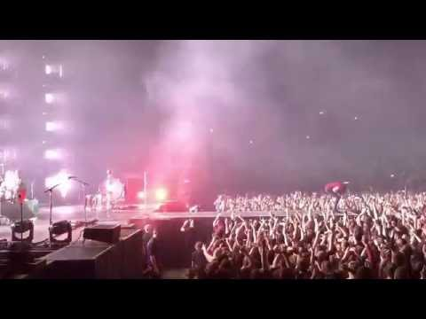 Imagine Dragons - Radioactive (Live at Metro Radio Arena - Newcastle 14/11/2015)
