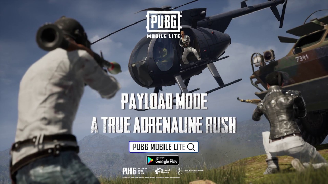 PUBG Mobile Lite: Latest Update 0.17.0 brings Payload Mode and much more