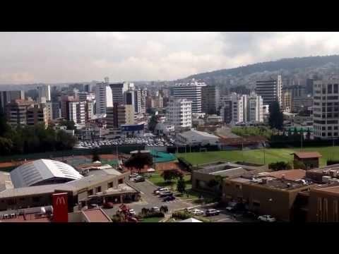 Hotel holiday inn express Quito Equador