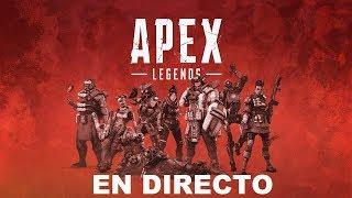 Apex Legends - Mas NOOB no se puede ser. EN DIRECTO