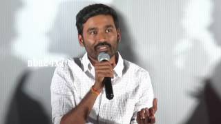 No Controversy with Anirudh , Music Depends only on Script: Dhanush | VIP 2 | nba 24x7