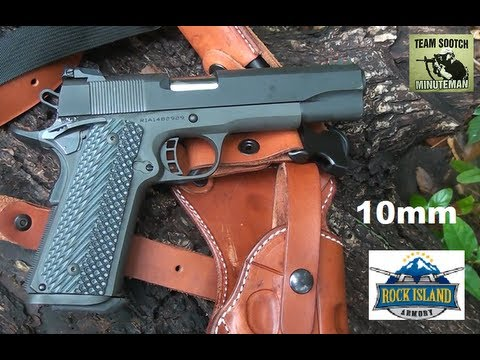 Rock Island Armory 1911 Tactical FS II 10mm Pistol