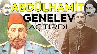 Abdülhamit Dönemi - Genelevler