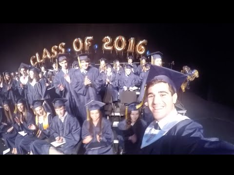 The Weber School Graduation 2016