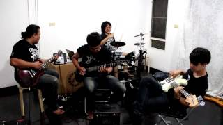 CT Music Band - Canon Rock Cover หลังเลิกงาน 55+