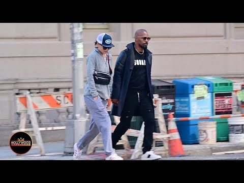 Jamie Foxx and Katie Holmes - The Video We Never Thought We'd See