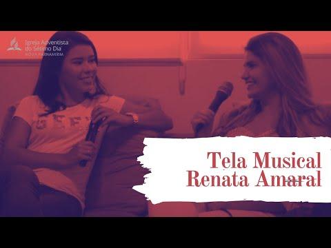 Tela al- Renata Amaral