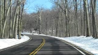 Shenandoah National Park - Skyline Drive: US33 to Bearfence Mountain