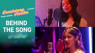 Gambar cover TIARA ANDINI & LYODRA - REKAMAN SINGLE PERDANA; GEMINTANG HATIKU - BTS (Behind The Scene)