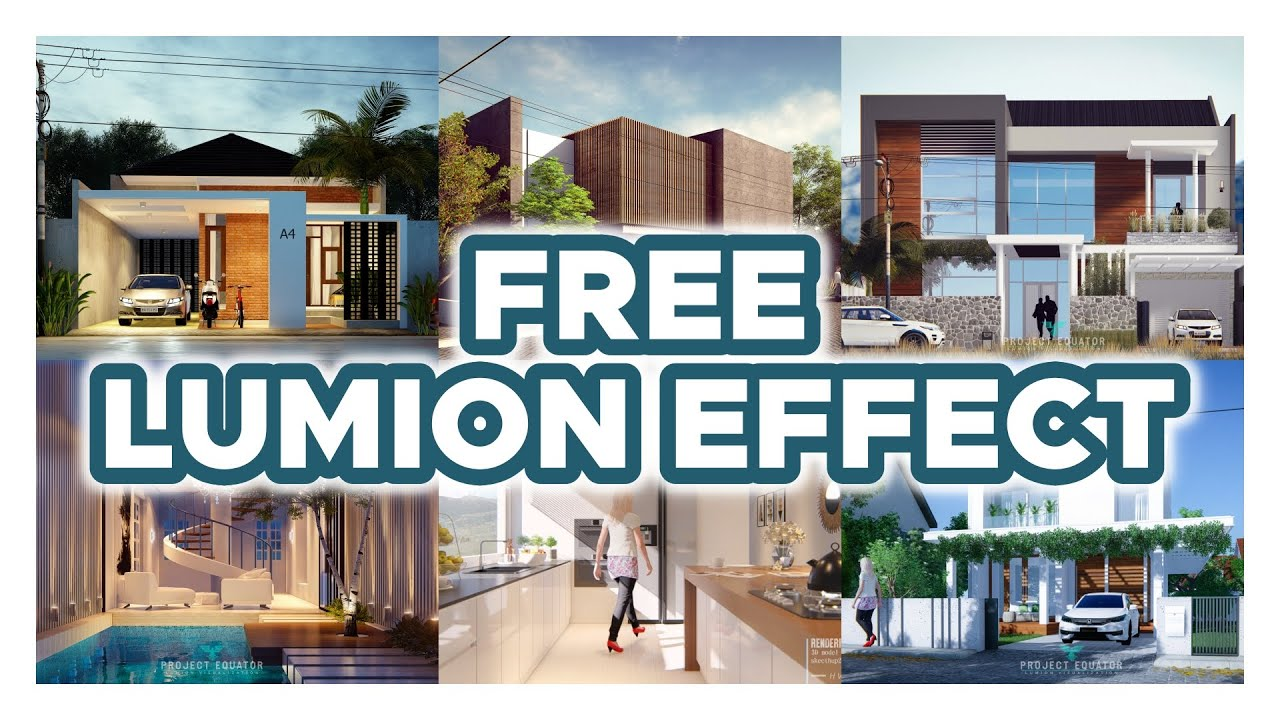 Free lumion effect special 6k subscribe youtube for Rendering gratis