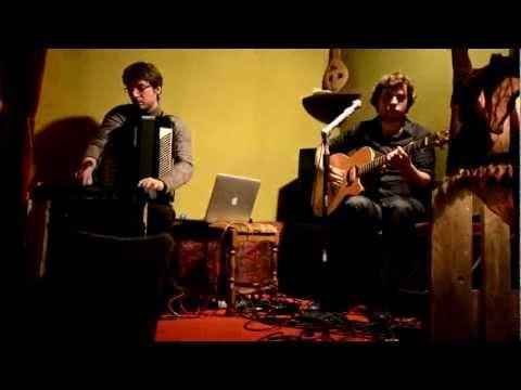 Limboski - Washington DC - live at Mano Cafe - Berlin