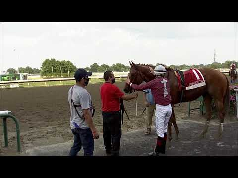 video thumbnail for MONMOUTH PARK 07-3-20 RACE 5   OCEANPORT CENTENNIAL STAKES