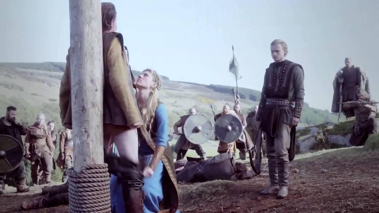 Викинги 4 сезон - Кино Трейлеры HD 2016 - YouTube