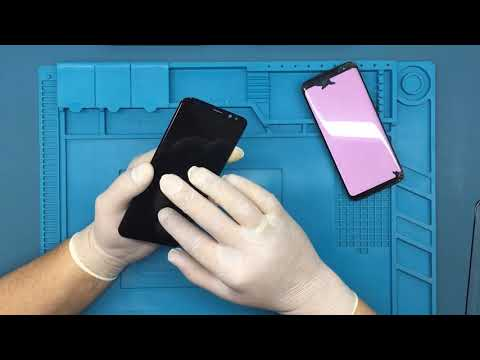 Что значит замена дисплея на Samsung S8 G950, S8+ G950, Note8 N950 с рамой или без?