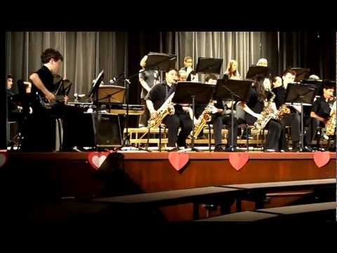 MP Jazz Ensemble Party Rock Anthem