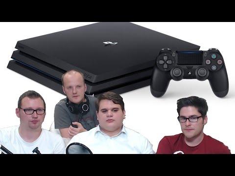 PlayStation 4 Pro - Unsere erste Einschätzung nach der PS4 Pro-Ankündigung