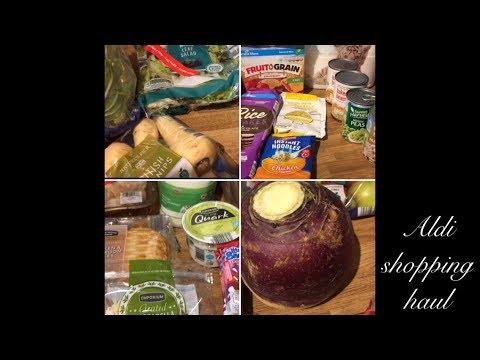 Shopping Haul | Aldi | Katy Jayne