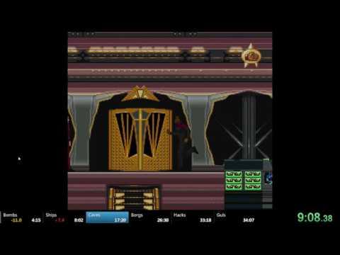 ST:DS9 SNES Speedrun (33:06)