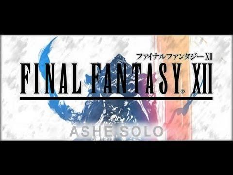 FFXII Ashe Solo Part 303 Ashe vs Humbaba Mistant - YouTube