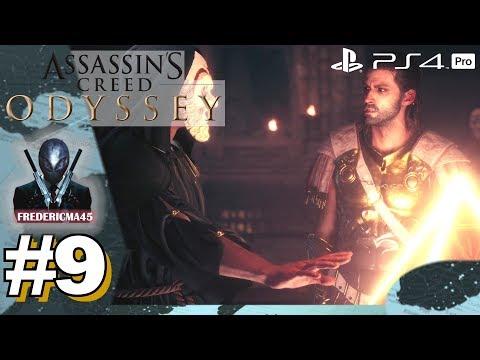 ASSASSIN'S CREED ODYSSEY [FR]: L'Antre Du Serpent, La Sinécure De Photios ... #9 PS4 Pro