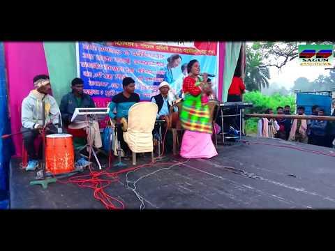 Napai Napai Lumang Sari Kiriang Me || Santali Old Hit Song Kalpana Hansda 2018 New Stage Programme