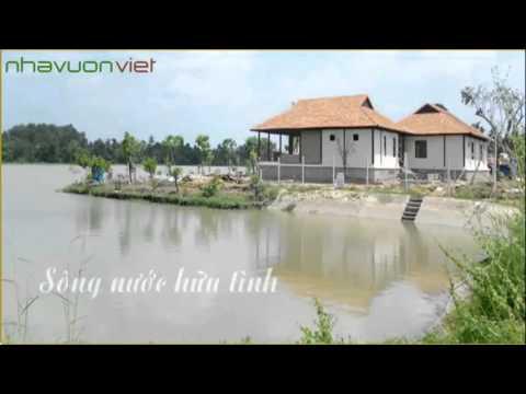 Nhà Vườn Villa Sinh Thái Sông Sài Gòn Củ Chi .