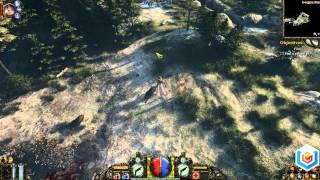 The Incredible Adventures of Van Helsing PC Gameplay Trailer
