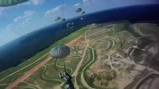 82nd Airborne Jump Hollywood