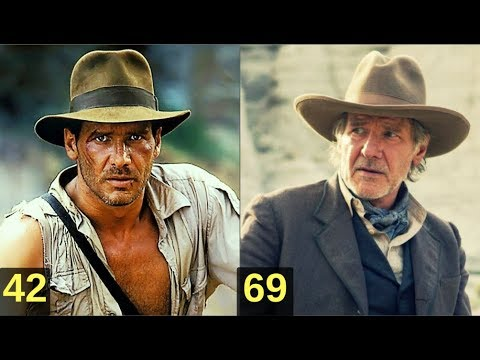 Harrison Ford - From 1 to 75 years old