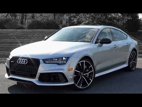 2017 Audi RS7: Review