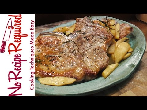 Generate How to Bake Pork Chops - NoRecipeRequired.com Snapshots