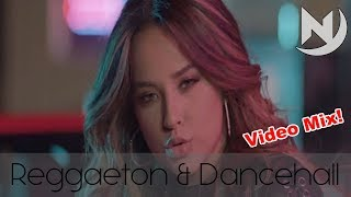 Best Reggaeton & Dancehall Party Twerk Party Video Mix #24 |  New Latin Pop Club Dance Music 2019