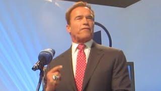 Arnold Schwarzenegger - »total Recall« - Frankfurt A. M. - 10.10.2012 (2/2)