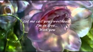 PAT AND SHIRLEY BOONE - LET ME CALL YOU SWEETHEART