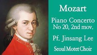 Mozart Piano Concerto No20 2nd…