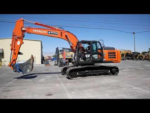 Hitachi Zaxis 210 LC-6 Excavator