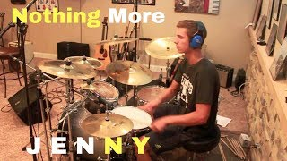 Nothing More - Jenny drum cover