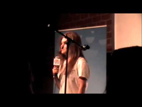 Erica Lynn Castillo Stand Up Comedy TBS College Competition Round 1