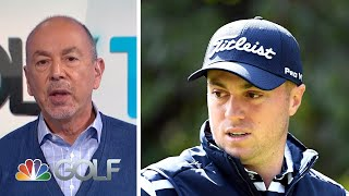 Citi to continue partnership with Justin Thomas, will work toward change | Golf Today | Golf Channel